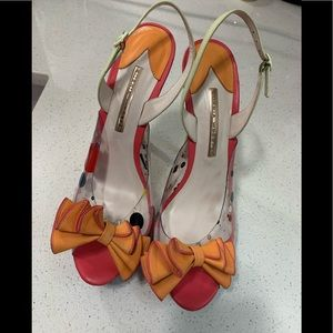 Sophia Webster Multicolored Heels